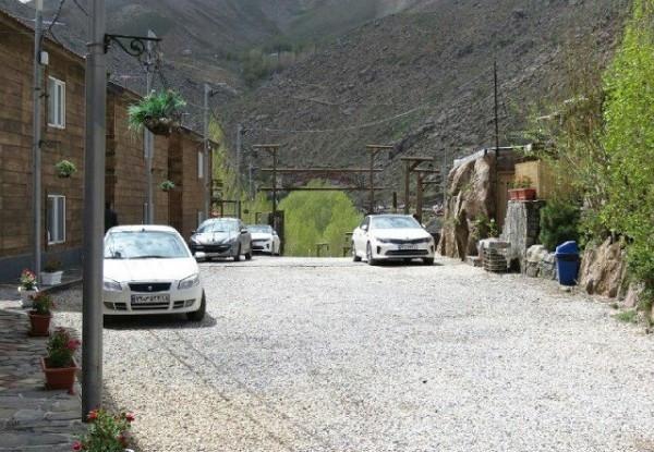 هتل دهکده توریستی گنجنامه