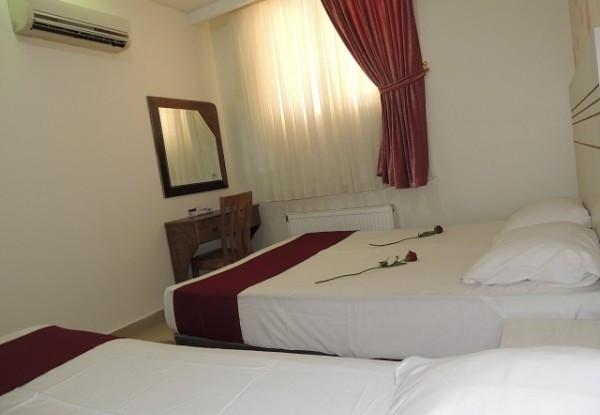 هتل آپارتمان آلتون