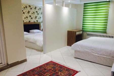 هتل آپارتمان شریف جواهری