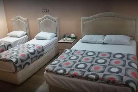 هتل غزال
