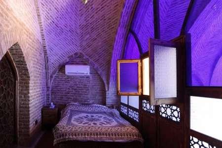 هتل کاروانسرا عباسی کوه پا
