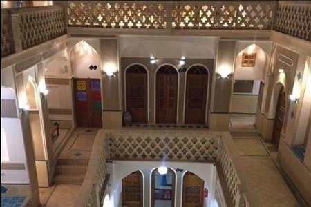 هتل سنتی انار